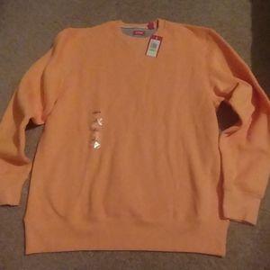 Izod Sweat Shirt size M